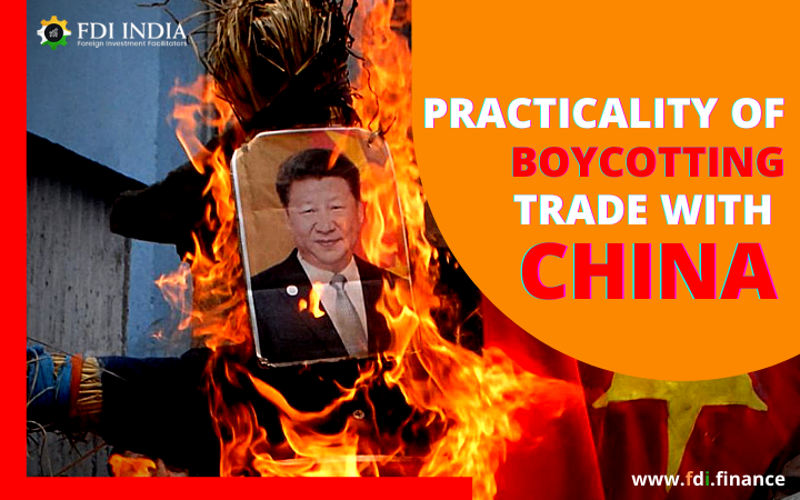 Practicality of Boycotting Trade with China
