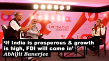 If India is prosperous and growth is high, FDI will come in: Abhijit Banerjee