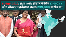 Budget 2020: Rs. 3,000 Cr kept aside for skill development and Rs. 99,300 Cr for education