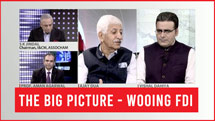 The Big Picture - Wooing FDI - FDI India