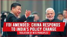 China Responds To India's FDI Policy Change: 'Violation Of WTO Principles